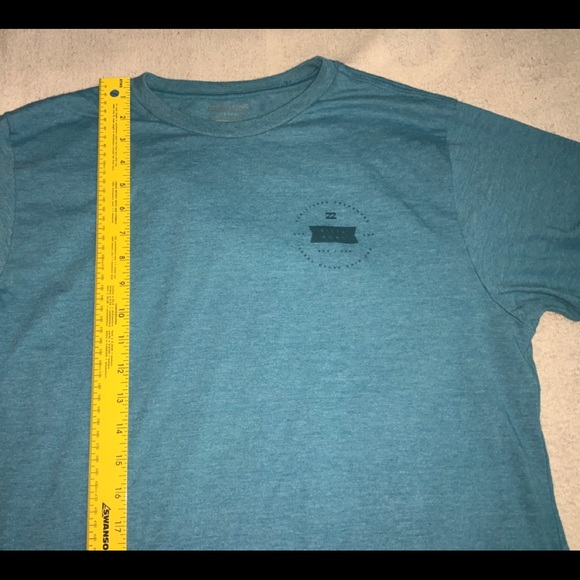 BILLABONG T-Shirt Short Sleeve Used Mens X-Large